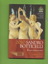 SAN MARINO - 2 Euro 2010 Sandro Botticelli in Original Blister