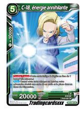 ♦Dragon Ball Super♦ C-18, énergie annihilante : BT2-090 UC -VF-