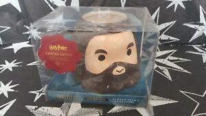 Harry Potter Hagrid 3d Face Shape Mug Limited Edition