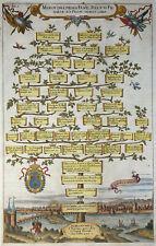 FRANKREICH MEROWINGER AURELIANUM ORLEANS WAPPEN LILIE ALBIZZI CHRISTIANORUM 1612