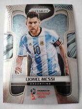 USA Panini Prizm World Cup Russia 2018 - Lionel Messi