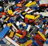 100 LEGO Bricks Blocks Baseplates Wheels BULK Parts LOT