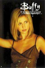 BUFFY THE VAMPIRE SLAYER ~ FLOWER DRESS 27x39 TV POSTER Sarah Michelle Gellar