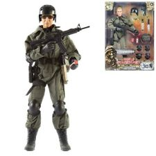 2015 M&C Toys ~ World Peacekeepers ~ PARAJUMPER ~ New MOC MIB