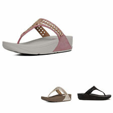 FitFlop Wedge Casual Sandals & Beach Shoes for Women