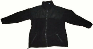 Polartec Black Fleece Classic 300 Jacket - Large - Pre-Owned