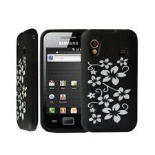 housse étui coque silicone Samsung S5830 Galaxy Ace couleur noir