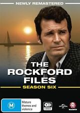 The Rockford Files: Season 6 (Newly Remastered) DVD [New/Sealed]