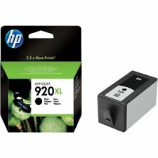 HP 920XL High Yield Black Ink Cartridge CD975AE [HPCD975AE]
