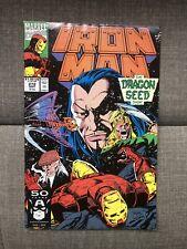 Iron Man  #272 Marvel Comics