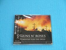 GUNS N' ROSES Sympathy For The Devil 1995 OOP CD Japan NEW MVCG-10001 OBI