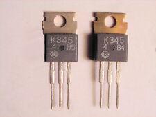 """2SK345 """"Original"""" Hitachi FET Transistor 2  pcs"""
