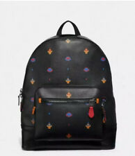Coach x Atari Black Backpack - NWT F72916