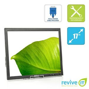 """Dell Professional P170S 17"""" 1280x1024 5:4 TN Flat Panel LCD Monitor ONLY Grade B"""
