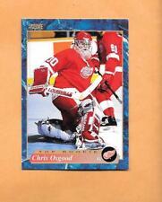 HOCKEY CARDS-93/94 SCORE #609 CHRIS OSGOOD ROOKIE CARD