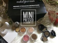 MINI KIT  - DIY EYESHADOW PRESSING KIT  gift for Christmas, Birthday teens
