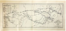 1902 Colonial Angola - KINGDOM OF CONGO - Tribal Customs - Expedition Map - 05