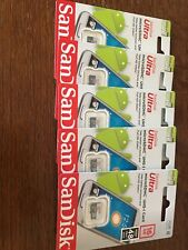 SanDisk Extreme 32GB Class 10 - Pack Of 5