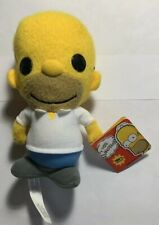 Funko Plushies Homer Simpson The Simpsons Plush 2011 Figure Doll W Tags