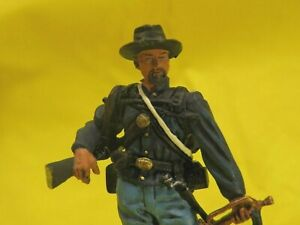 CONTE COLLECTIBLES KEITH ROCCO FEDERAL INFANTRY BUGLER TOY SOLDIER            78