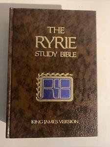 ryrie study bible kjv