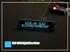 IIC / I2C 1602 16x2 Blue OLED Module Display - For Arduino / PIC / AVR / ARM
