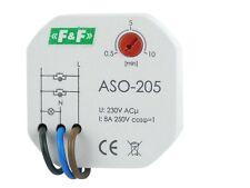 Elektronisches Treppenlicht Zeitrelais Relais Treppenhausautomat F&F ASO-205 233