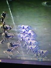 84 Dallas Cowboys at Los Angeles Rams dvd MNF