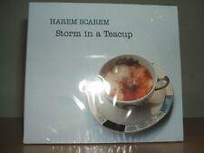 HAREM SCAREM - Storm in a Teacup CD NEW / SEALED 2008 Vertical Records
