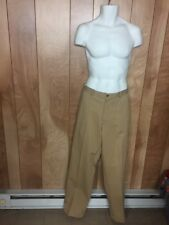 MEN'S BROOKS BROTHERS PANTS-SIZE: 35 X 32