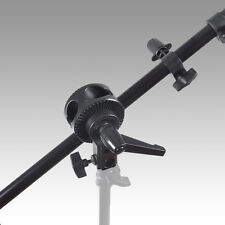 Grip Swivel Head Holder Bracket for Photo Studio Boom Reflector Arm Support Kit