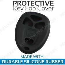 Remote Key Fob Cover Case Shell for 2007 2008 2009 2010 Pontiac G5 Black