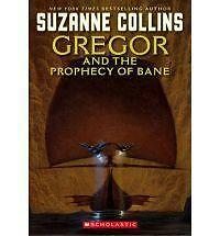 (Good)-Gregor and the Prophecy of Bane (The Underland Chronicles) (Paperback)-Co