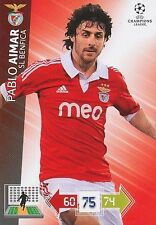 PABLO AIMAR # ARGENTINA BENFICA CHAMPIONS LEAGUE TRADING CARDS 2013