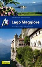 Lago Maggiore Reiseführer Michael Müller Verlag (Mängelexemplar)|Deutsch