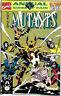 New Mutants Annual COMIC #7 VF/NM UNREAD BR1D1 SHIP 2.95