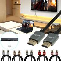 High Definition HDMI Kabel V2.0 1080P Ethernet 4K 60Hz- TV LCD LED für PS4 PC