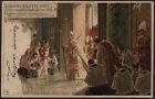 cartolina V ANNO SANTO 1900 illustr. CENNI