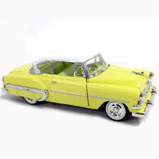 1954 Chevrolet Bel Air Yellow 1/32 Diecast Car Model