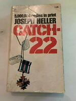 1972 Catch 22 by Joseph Heller Dell Paperback