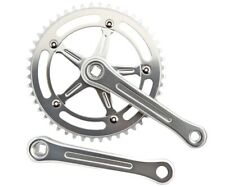 Andel Track Crank Classic 170mm 42 tooth Silver 144BCD