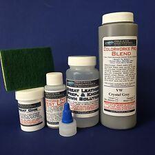 Colorworks Pro Leather / Vinyl Repair Kit - VW Crystal Grey