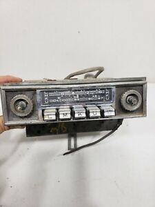 Mercedes-Benz 280SE Radio Blaupunkt 1968 1969  *For Parts*