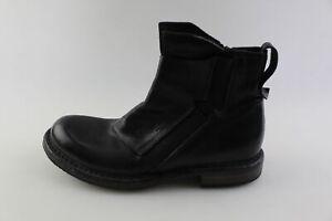 scarpe donna MOMA 37 stivaletti nero pelle DJ432