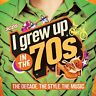 I Grew Up in the 1970s 3 CD T REX BLONDE MUD WIZZARD DR HOOK 10CC SWEET + MORE