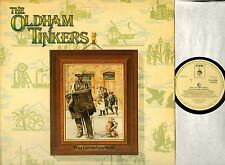 THE OLDHAM TINKERS that lancashire band (original uk) LP EX/EX 12TS 399 folk
