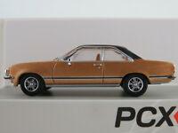 PCX87 870038 Opel Commodore B GS/E Coupé (1972) in braun/schw. 1:87/H0 NEU/OVP