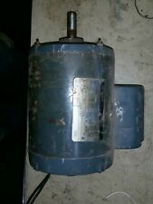 Westinghouse 1/2 Hp Electric Motor 3450 Rpm 5/8 Shaft