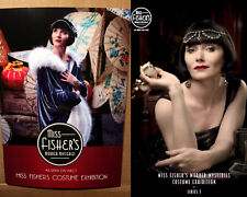 2 New Miss Fisher's Murder Mysteries Licensed Costume Catalogue's (Series 1 & 3)