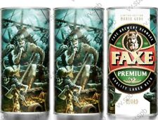 Faxe Limited Norse gods Njord Part 3, empty can Beer,0.9L